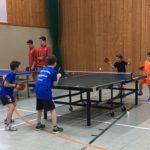 Tischtennis Kreiseinzelmeisterschafft, Jugen Doppel, TTC Perlach