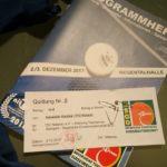 Alexander Kischkat bei der Bayerischen Tischtennis Meisterschaften der Herren B-Klasse 2017